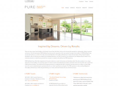 Pure Building Group